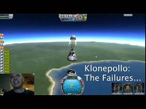 Klonepollo - The Failures, Live Compilation - Kerbal Space ...