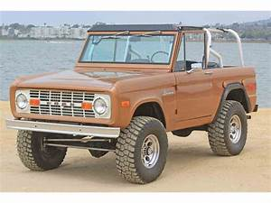 1972 Ford Bronco for Sale | ClassicCars.com | CC-1005022