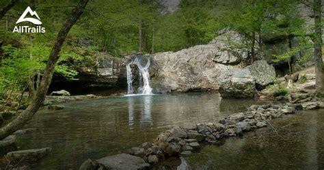 trails  hot springs national park arkansas