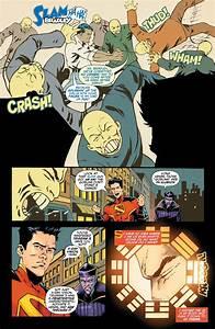 Weird Science Dc Comics  New Super