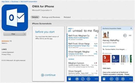 outlook for iphone conoce la app oficial de outlook para e iphone