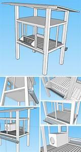 Construire Un établi En Bois : construire un clapier en bois poulailler bio ~ Premium-room.com Idées de Décoration