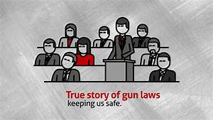 True Story of Gun Laws Keeping Us Safe - YouTube