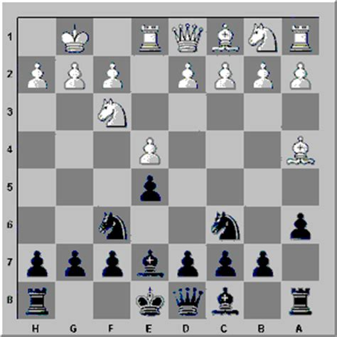 chess openings chess opening