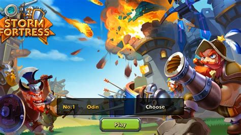 They are developed by aspect co. Storm Fortress : Castle War Gameplay Android   PROAPK - YouTube