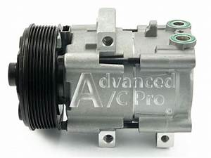Ac Compressor Fits  2003 - 2007 Ford F250 - F350