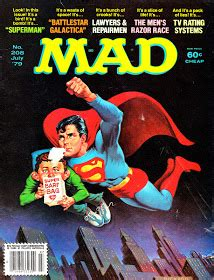 STARLOGGED - GEEK MEDIA AGAIN: 1979: MAD MAGAZINE'S ...