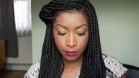 10 Popular Straight Back Braids Hairstyles