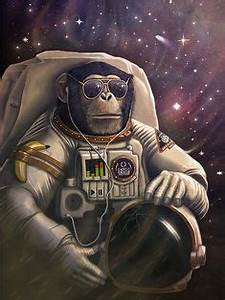 Cheech and Chon... Space Chimp Quotes