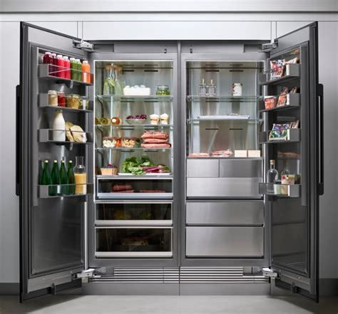 dacor drzrap   panel ready freezer column  push  open door assist steelcool