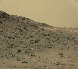 UFO SIGHTINGS DAILY: Mars tower found in NASA rover photo ...