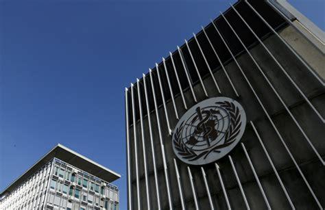 reform  ailing world health organization