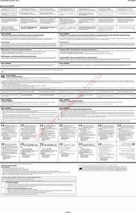Honeywell 660w Hsom660 User Manual Regulatory Sheet