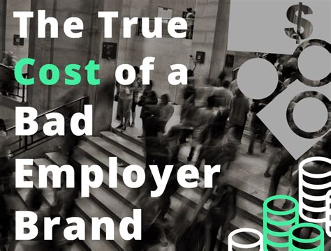 Bed Cost by The True Cost Of A Bad Employer Brand