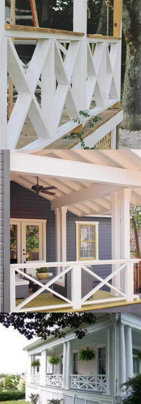 awesome diy deck railing designs ideas