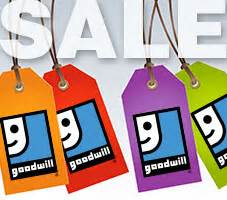 goodwill tag colors weekly color tag sales goodwill southern california