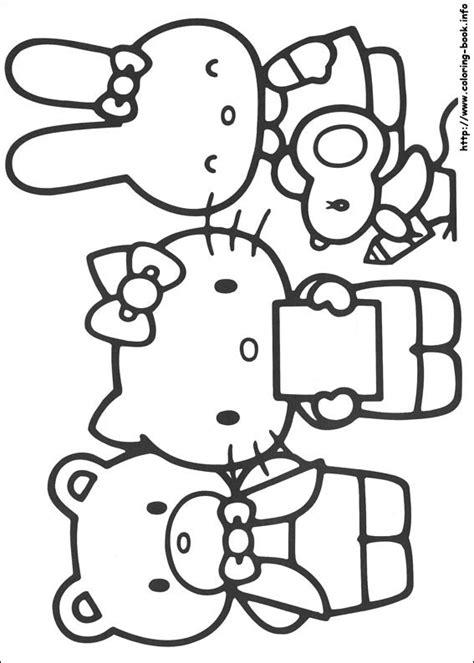 kitty coloring pages crafts  worksheets  preschooltoddler  kindergarten