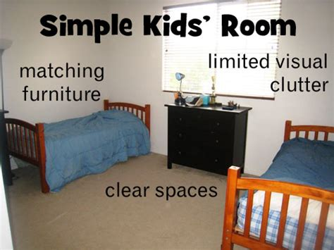 Clean And Simple Kids' Rooms (zone Defense Kid Stuff