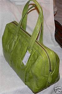 angel Maxximum Lime Green Tote Purse Bag