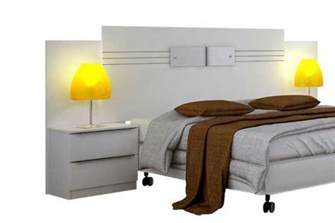 cabeceira cama box casal novo horizonte plenus criado mudo cor branco costa rica colch 245 es