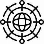 Network Icon Global Svg Mellanox Data Web