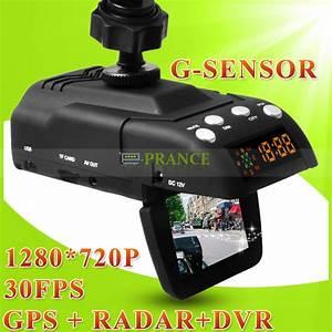 Anti Radar Voiture : radar de voiture dvr cam ra gps 3 en 1 gr h8 anti d tecteur de radar russe soutenir voice ~ Farleysfitness.com Idées de Décoration