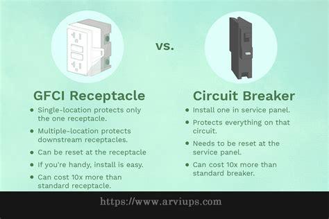 How Choose Gfci Receptacle Circuit