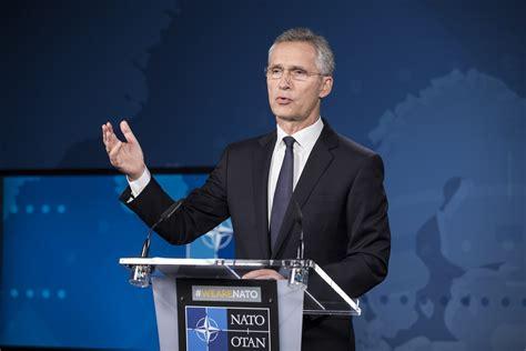 NATO ģenerālsekretārs: ASV klātbūtne Eiropā pēdējo gadu ...