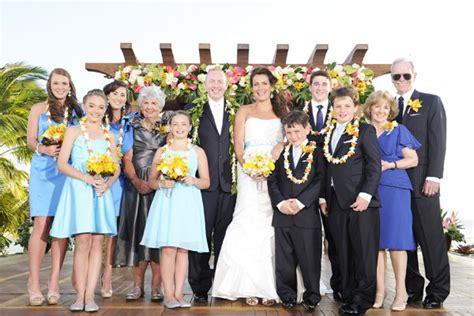 Real Wedding At Disney's Aulani In Oahu, Hawaii