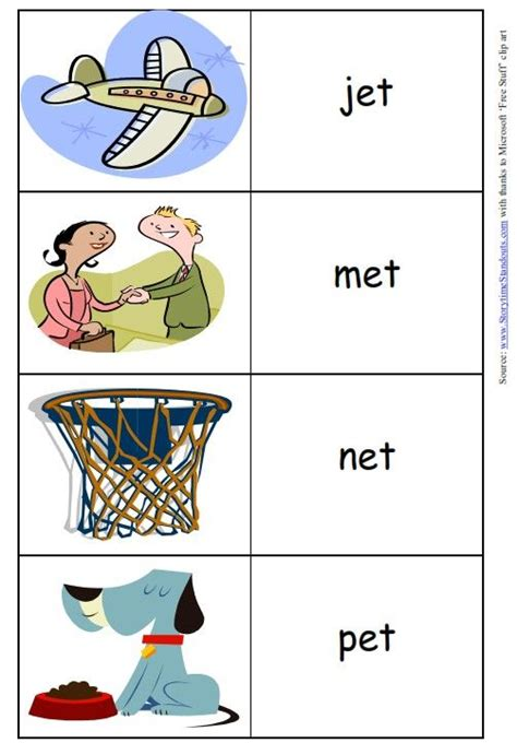 word family printables for twenty word families all an