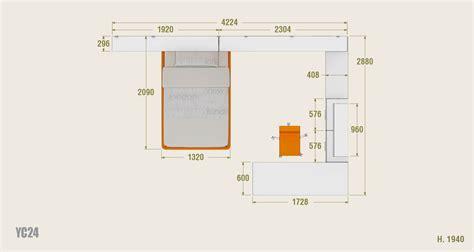 chambre une personne chambre ado avec lit 1 personne moderne compact