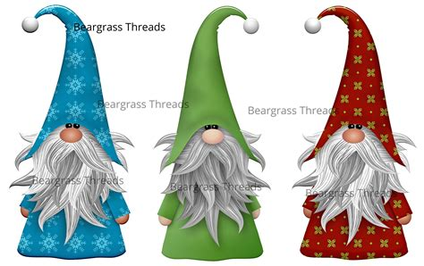 Browse our christmas images, graphics, and designs from +79.322 free vectors graphics. Christmas Gnomes | Clip Art | Trio | Sublimation ...
