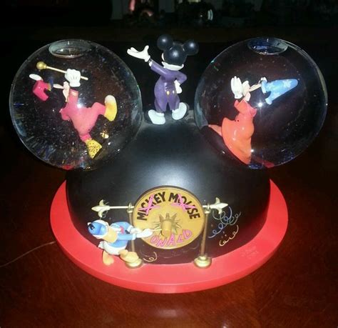 Disney Mickey Mouse Musical Set 11 158 best snow globe images on boxes