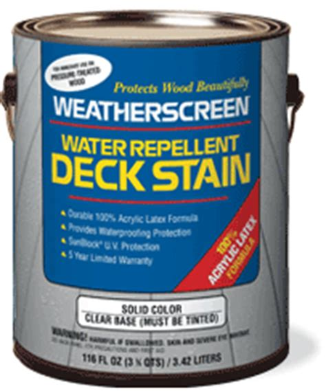 waterscreen exterior solid color stain
