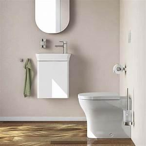 Ideal Standard : ideal standard softmood 405mm guest unit gloss white t7804wg ~ Orissabook.com Haus und Dekorationen