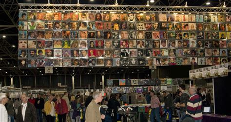 Utrecht Mega Record Fair 2011 The Vinyl Frontier Tales