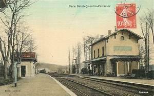 4 Murs Saint Quentin : saint quentin st quentin fallavier 38 is re cartes ~ Dailycaller-alerts.com Idées de Décoration