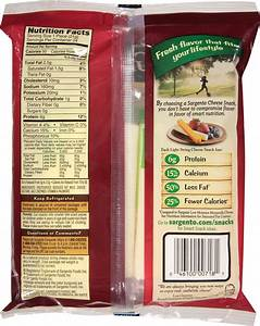 Nutritional Value Sargento Light String Cheese – Besto Blog