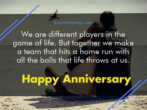 Anniversary to My Husband Quotes
