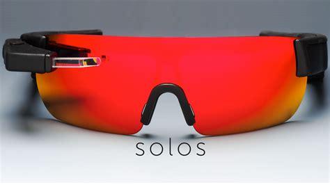 Solos Smart Glasses