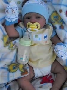 Silicone Reborn Baby Doll