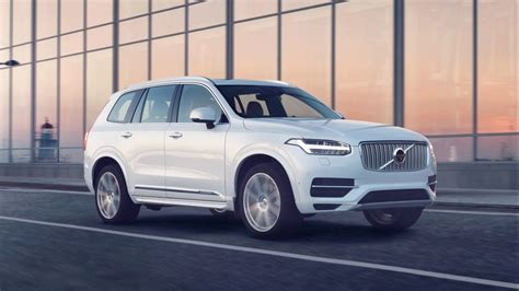 2019 Volvo Xc90 by 2019 Volvo Xc90 Release Date Changes T8 Redesign