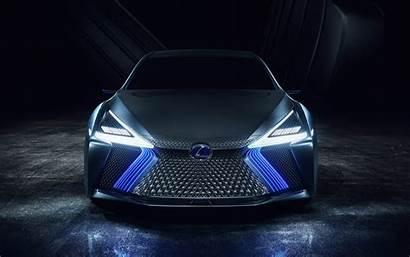 Ls Lexus 4k Wallpapers Hdwallpaperslife Concept Plus