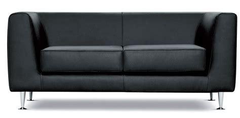 canapé entrée canapés design canapé cube en cuir noir mobilier de