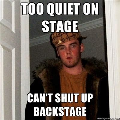 Theater Memes - all the theatre memes