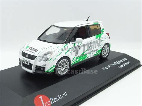 suzuki sports car models j collection jc303 1 43 suzuki sport 2010 tein