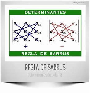 Determinante 4x4 Matrix Berechnen : regla de sarrus esquemat ~ Themetempest.com Abrechnung