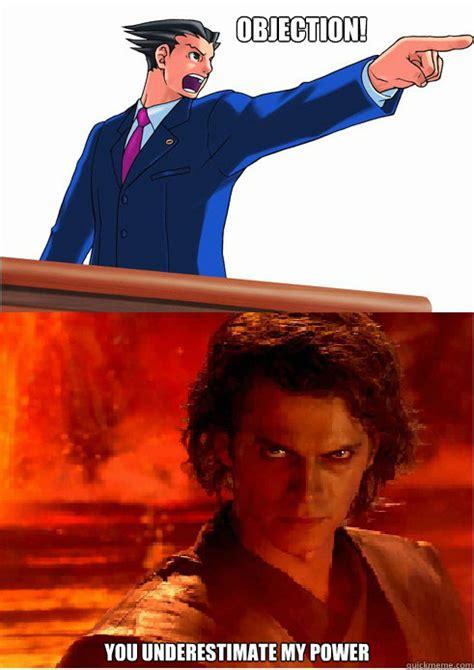 Objection Meme - objection power memes quickmeme