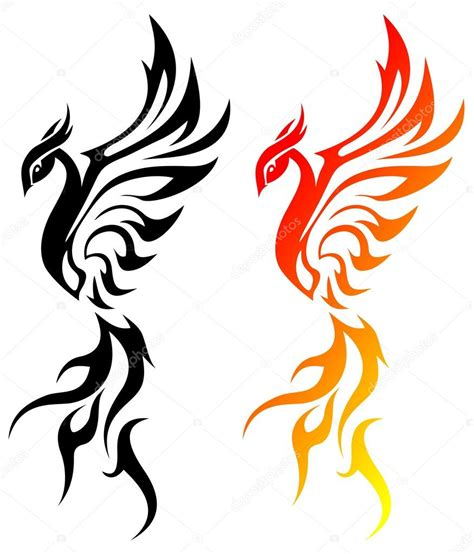 As both a fire and solar symbol, the phoenix animal guide is symbolic of the sun, which dies in setting each night only to be. Phoenix — Stock Vector © Yyordanov #27210577