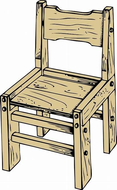 Chair Clipart Wooden كرسي صوره I2clipart Domain